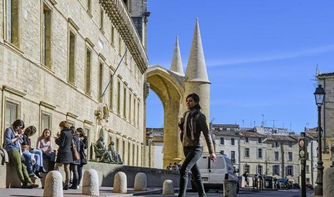 Circuler Dans Le Centre Historique De Montpellier