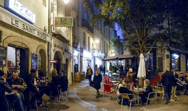 Admirer La Beauté D'un Quartier Ancien