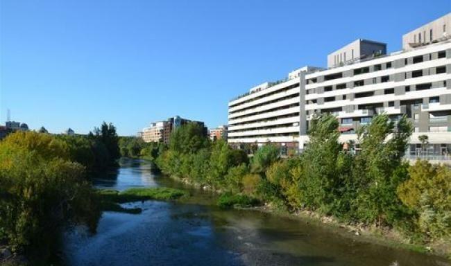 Le Nouveau Centre Ville De Montpellier
