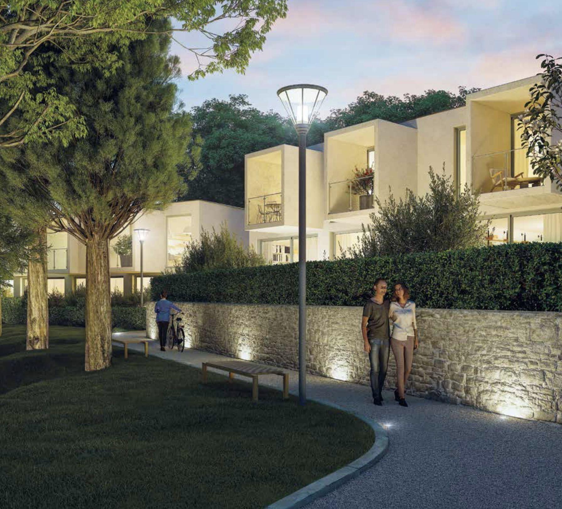 Programme immobilier neuf DOMAINE DE LA PINEDE